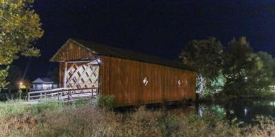 Does ghost of Sumter County sheriff haunt campus bridge?