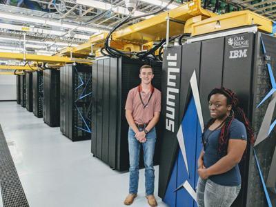 UWA Engineering Technology students intern at Oak Ridge National Laboratory