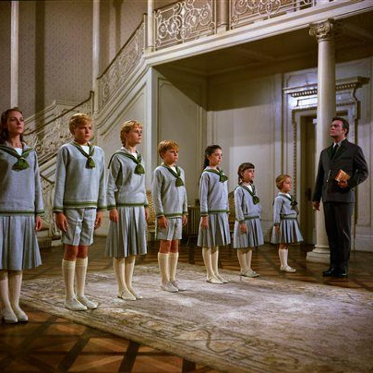 The Sound of Music' film celebrates a golden anniversary