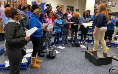 Meridian High choir takes talent to the Carnegie Hall stage