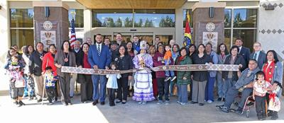 Red Water Clinic opening marks a milestone for Mississippi Band of Choctaw Indians