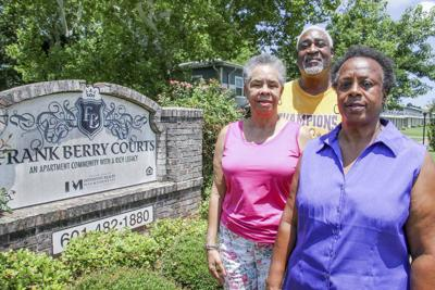Meridianites return home for convention, picnic Frank Berry Courts reunion set for June 30