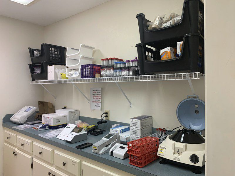 Free Clinic of Meridian receives grant for laboratory