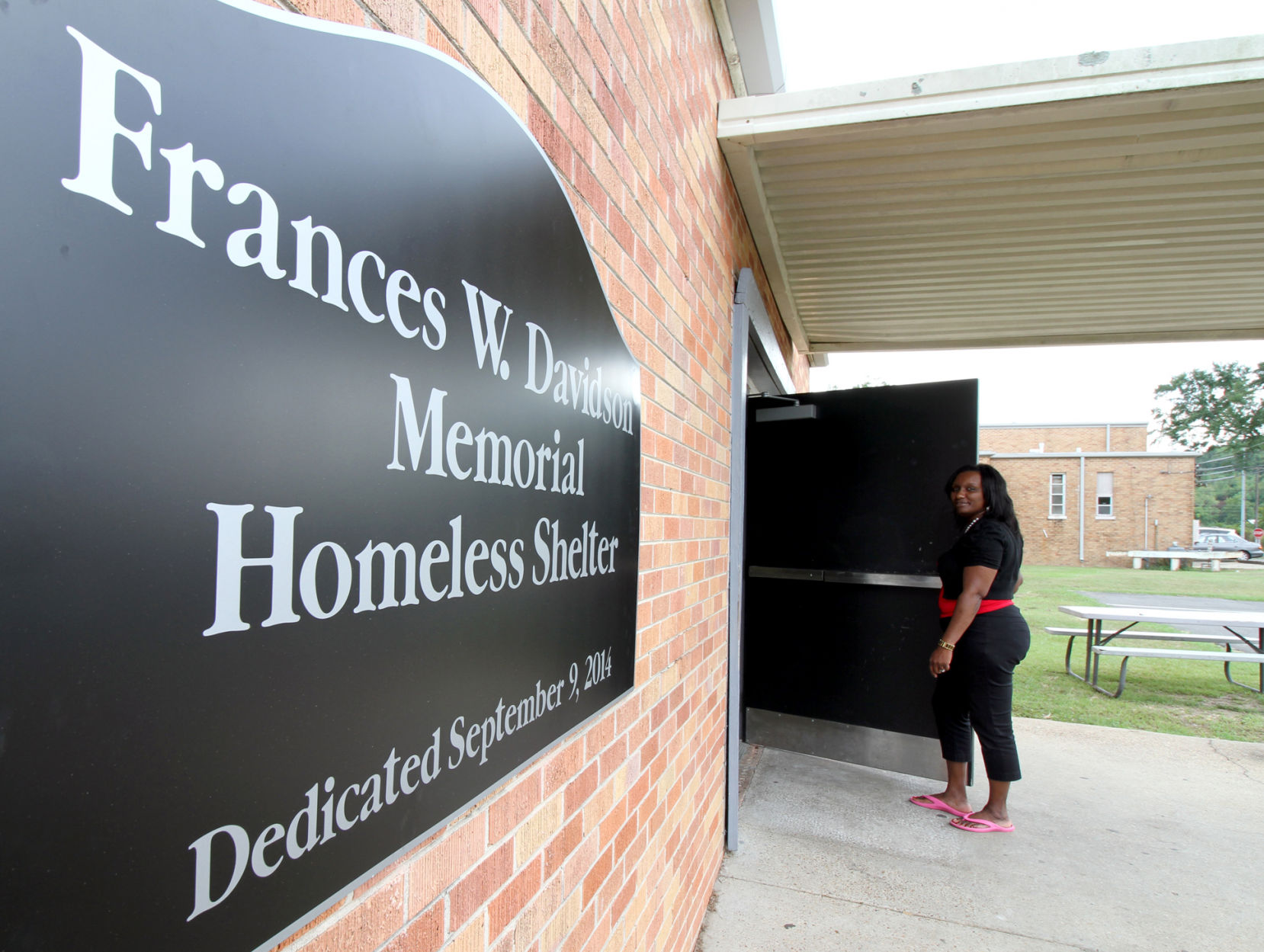 homeless shelter to reopen with fresh look new name news rh meridianstar com