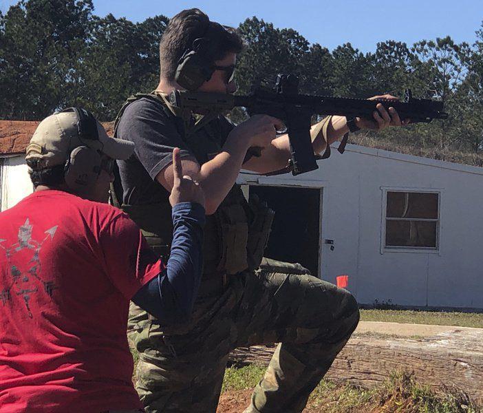 Marksmen test skils in Meridian at Tactical Games
