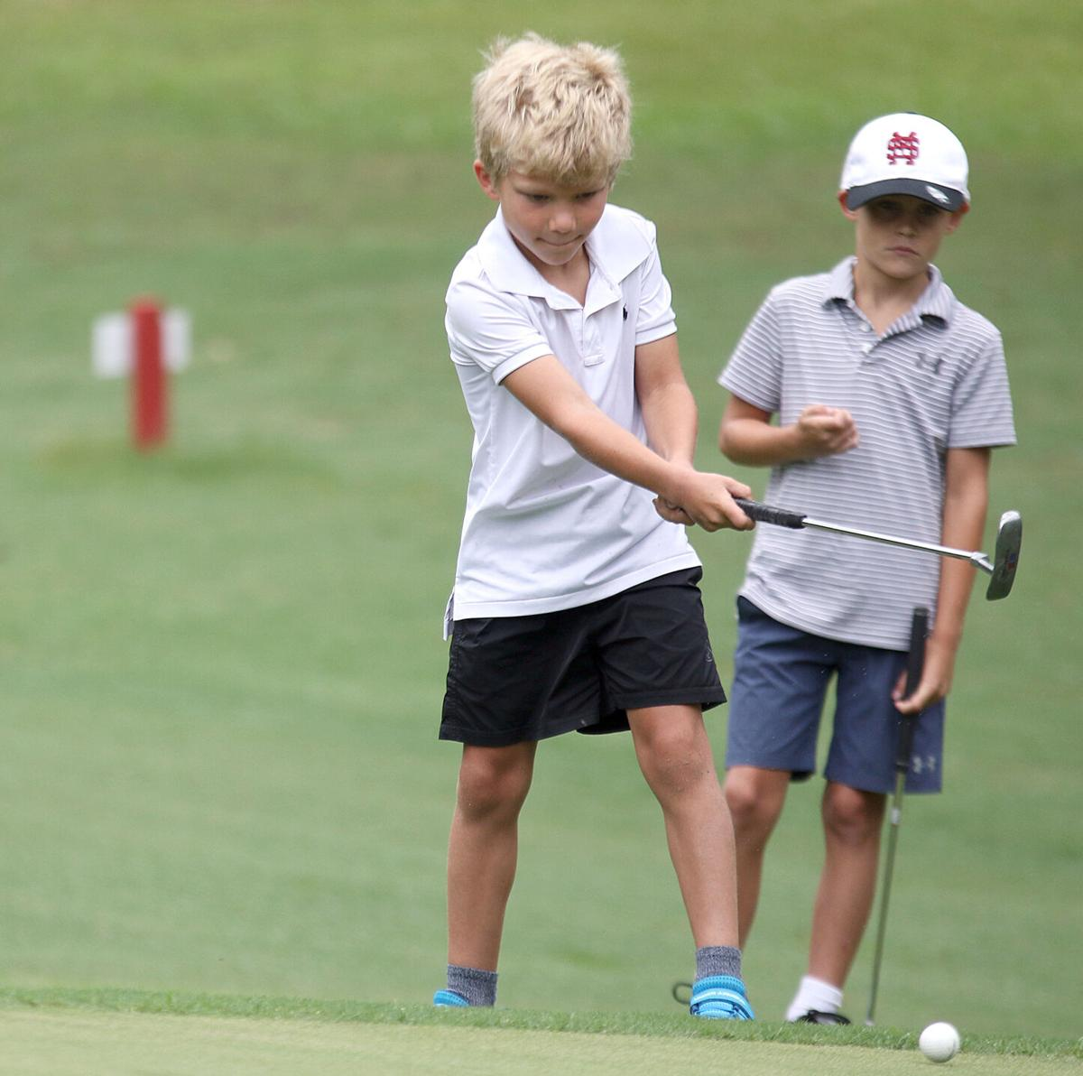 Junior golf clinic 2