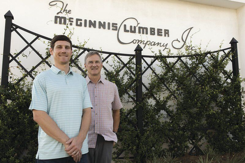 GENERATIONS: Family business McGinnis Lumber Company thrives in Meridian