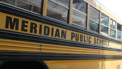 Meridian school bus