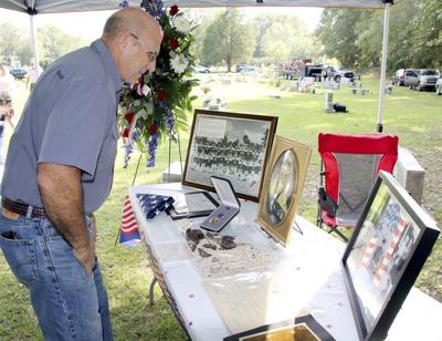 Marine Cpl. William Haywood memorialized in Enterprise