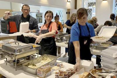Episcopal Church of the Mediator hosts barbecue Oct. 24