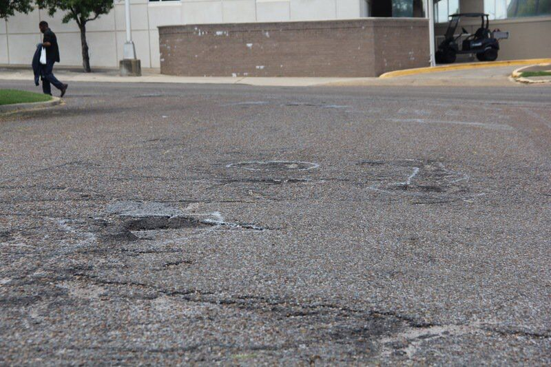 Scratching the surface of Meridian's street woes Hundreds need repair; $12M bond pitched as remedy