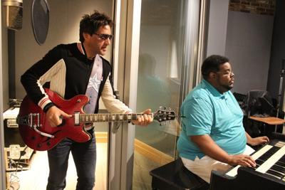 Recording studio opens at The MAX in Meridian