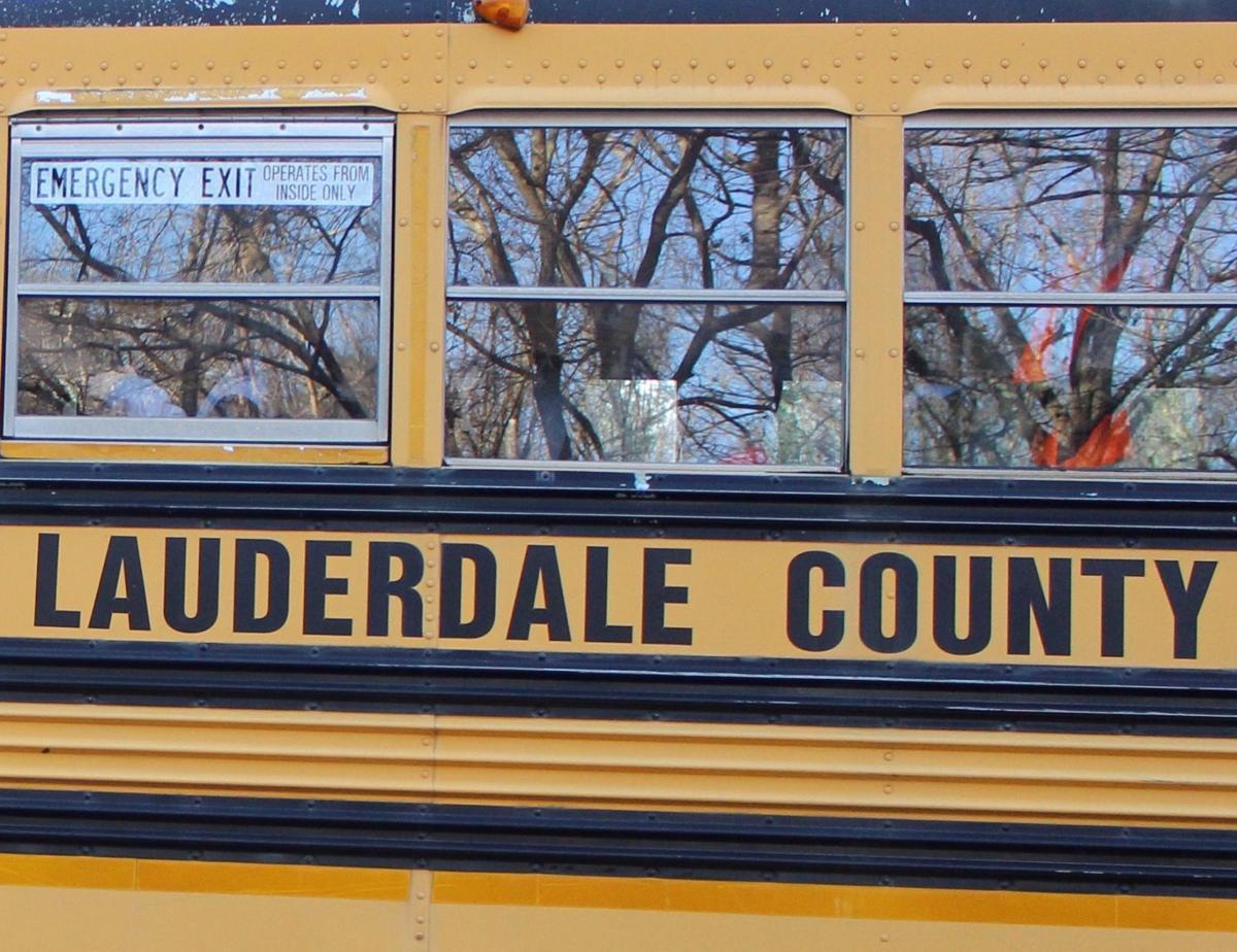 Lauderdale County School Bus