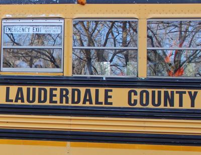 Lauderdale County School Bus