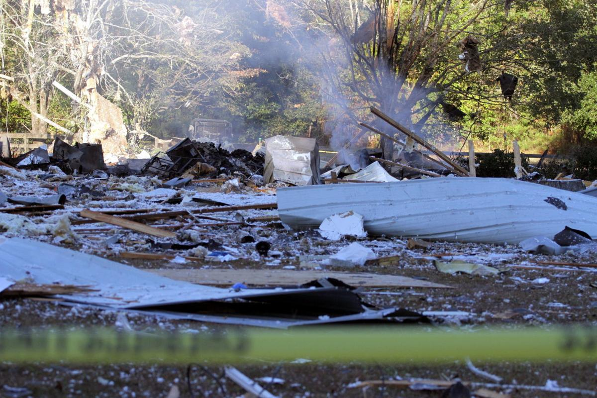 House Explosion In The Duffee Community