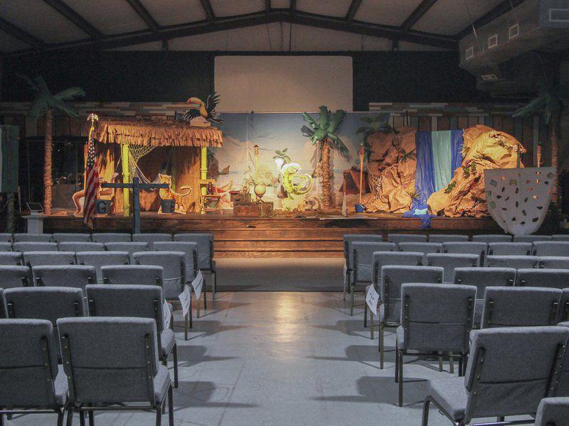 Worship Site Profile: Cornerstone Church