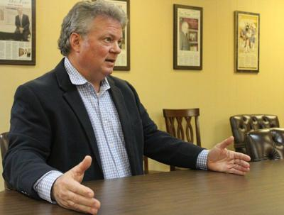 Hood focuses on mental health, healthcare in gubernatorial run