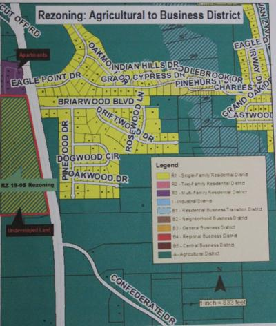 Neighbors raise questions about proposed assisted living development on Hwy. 39 in Meridian