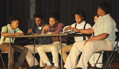 Meridian High actors take the stage at state competition