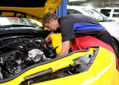 Emcc Automotive Program Driving Grads To Work Education