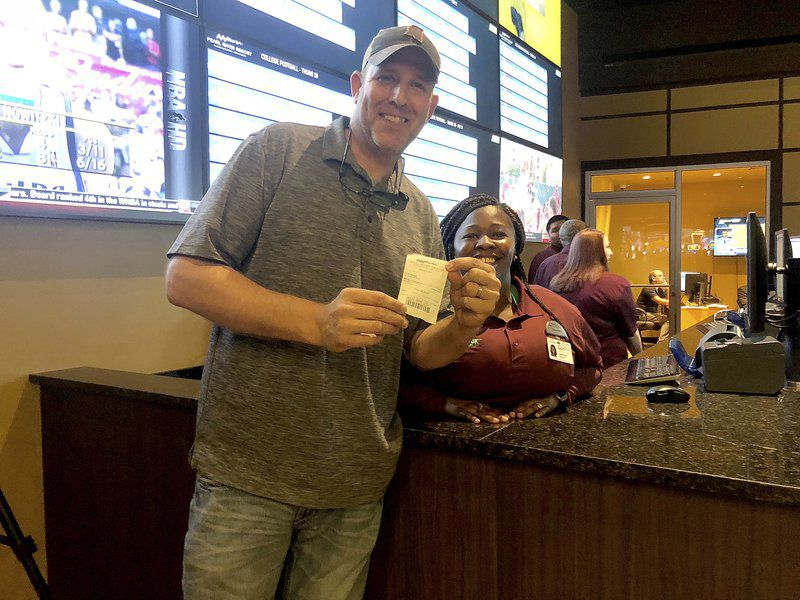 Sports betting officially opens at Pearl River Resort