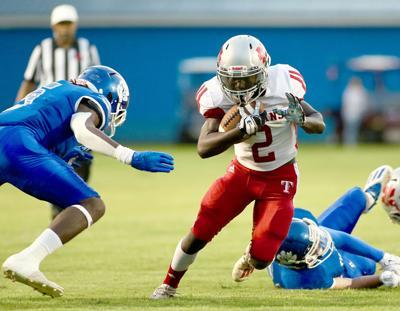 Aaronyuoun Johnson vs. Southeast Lauderdale 2021