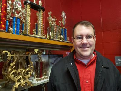 Kris Grant, West Lauderdale's new band director, finds purpose in inspiring students