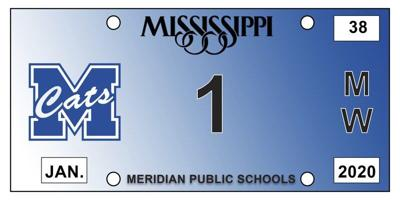 Meridian Schools to sell specialty vehicle tags