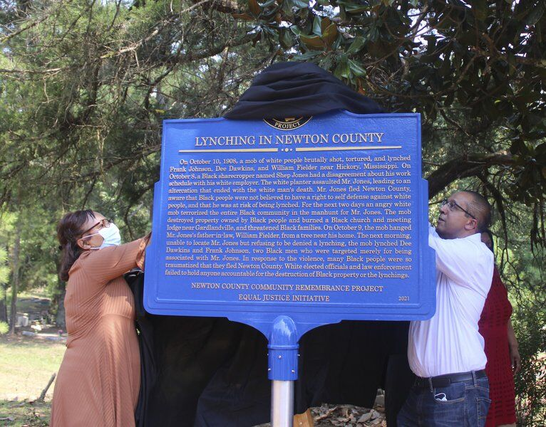 'Our place in history is clear' Marker in Hickory memorializes lynching victims