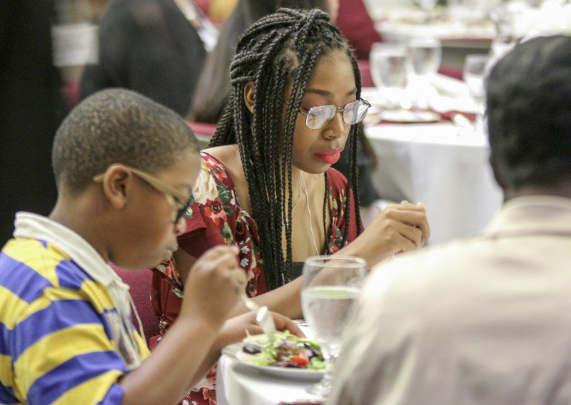 Minding manners matters MSU-Meridian mentor shows