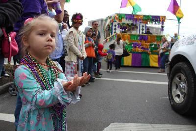 The good times roll at Mardi Gras in Meridian