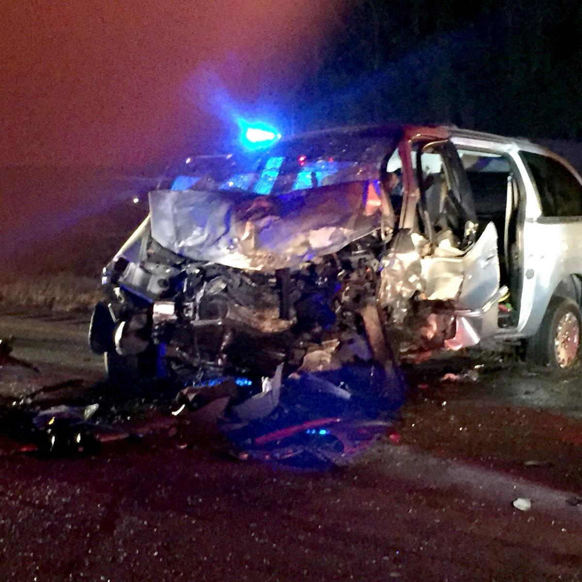 Two killed in I 59 wreck outside Savoy Local News