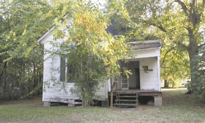 1005 Condemned House