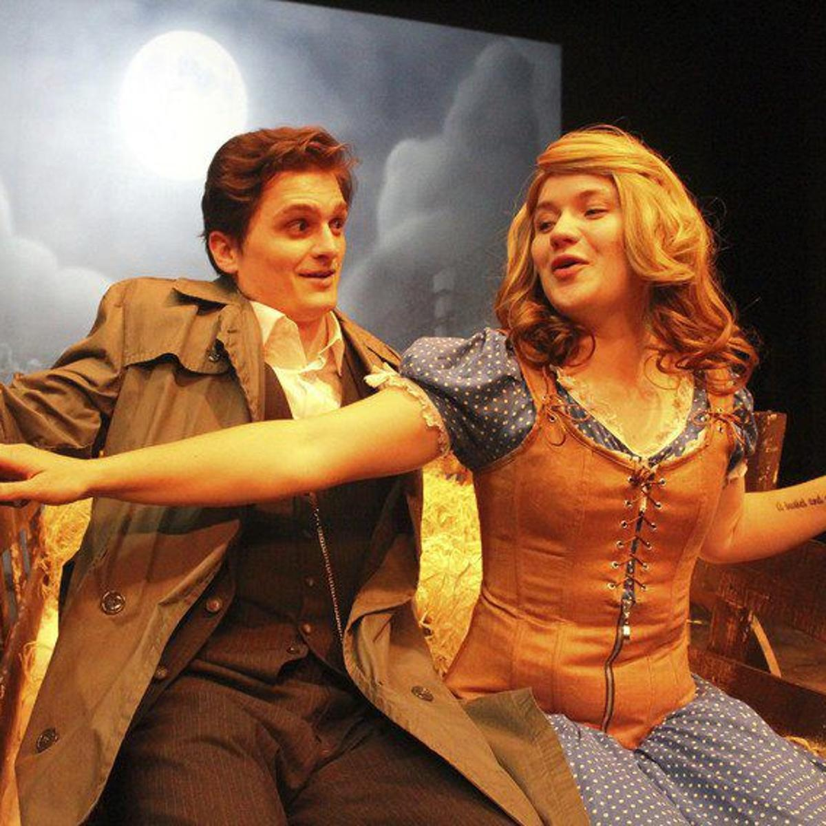 Young Frankenstein: The Musical opens Thursday at Meridian Little