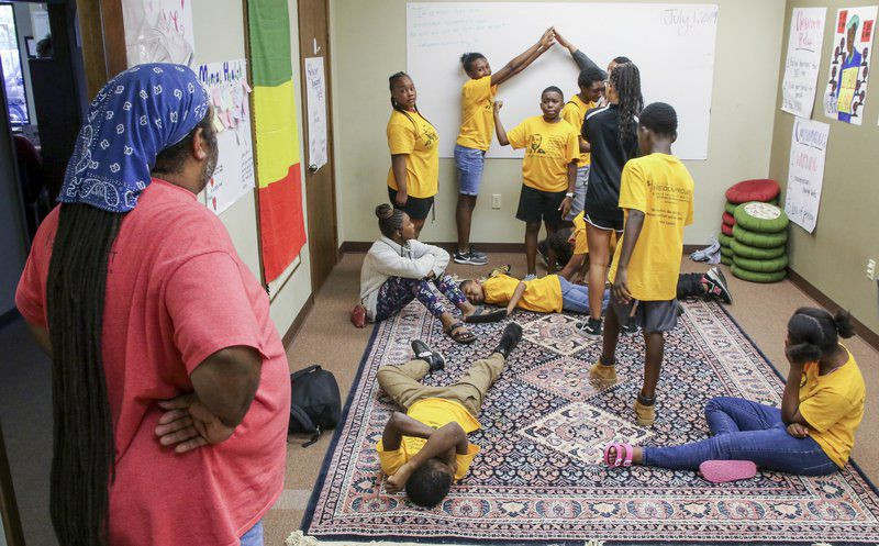 A fun and enlightening summer at the Meridian Freedom Project