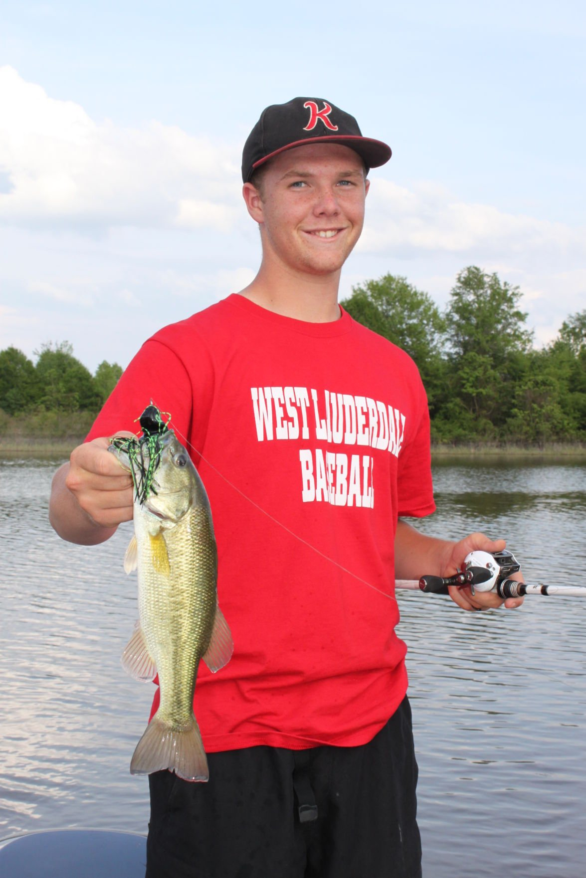 Scum frogs and salad patch bass | Sports | meridianstar.com