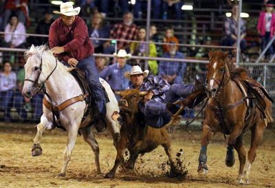 Rodeo action returns to Lauderdale this weekend