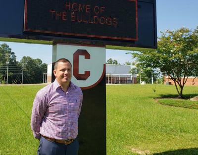 Brian Jordan takes the helm as Clarkdale High's new principal