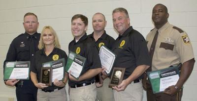 Meridian Public Safety Academy graduates six officers