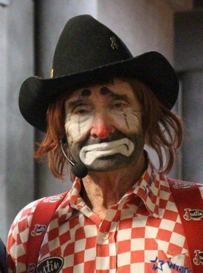 Legendary rodeo clown Lecile Harris dead at 83