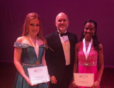 Caroline Prewitt, Jalyssiah Ott named Distinguished Young Women of 2021 for Lauderdale County
