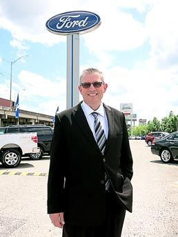 Charming New GM Takes Helm At New South Ford Nissan