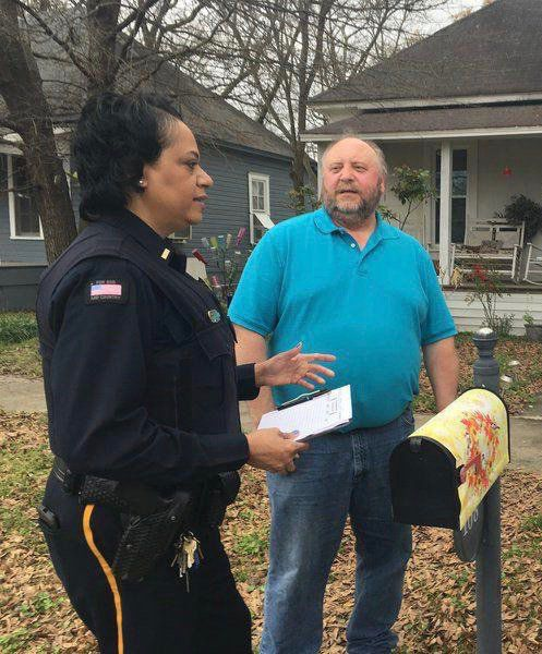 Crime in Meridian worries residents; Police urge community to get more involved
