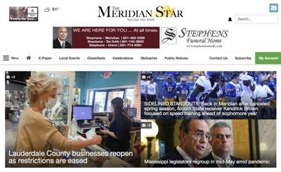 MERIDIANSTAR.COM Users Guide Homepage