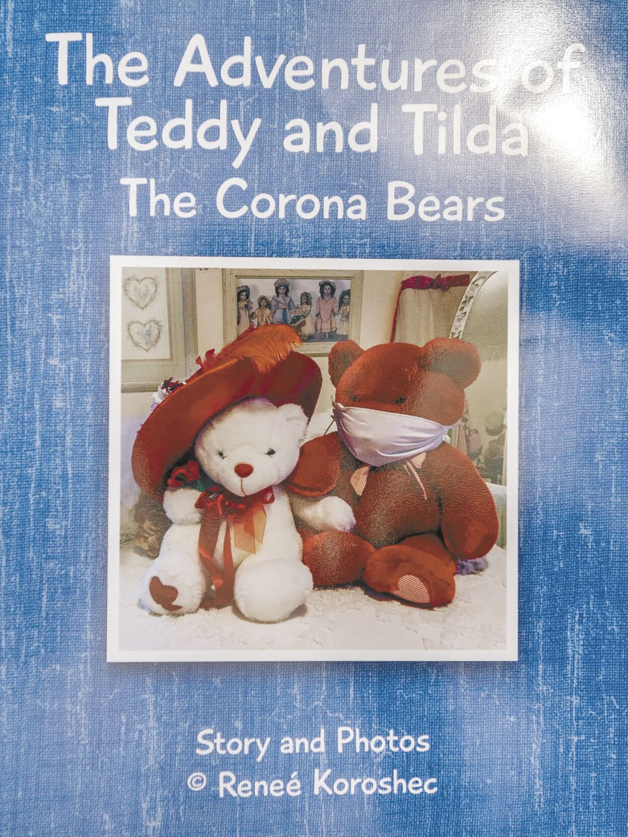 Children's book about the Corona Bears