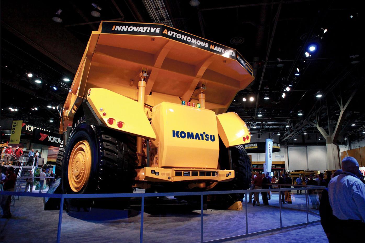 Mining Goes Autonomous