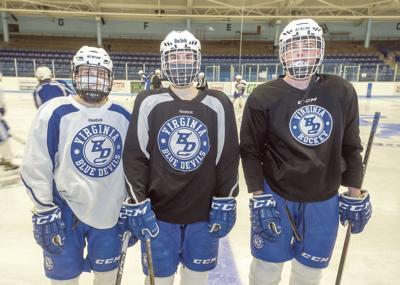 virginia hockey captains