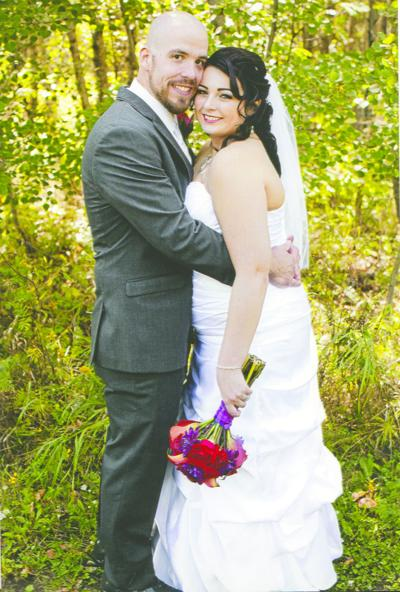 Married Sept. 12, 2015