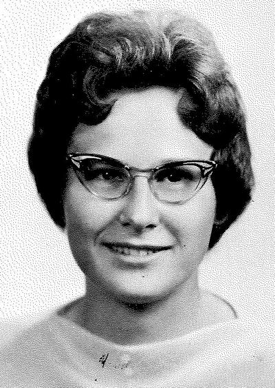 Margaret Larson (Burke)