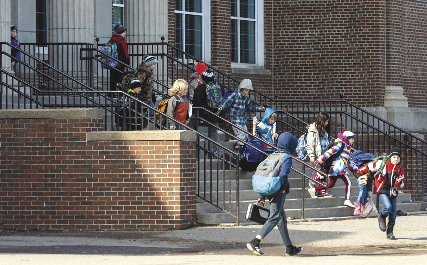 A guide to Iron Range schools reopening during COVID-19 'Clean out backpacks.  Essential information could be stuffed in there'